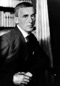 Hugo Ball, 1886 - 1927. Father of the Dada movement.